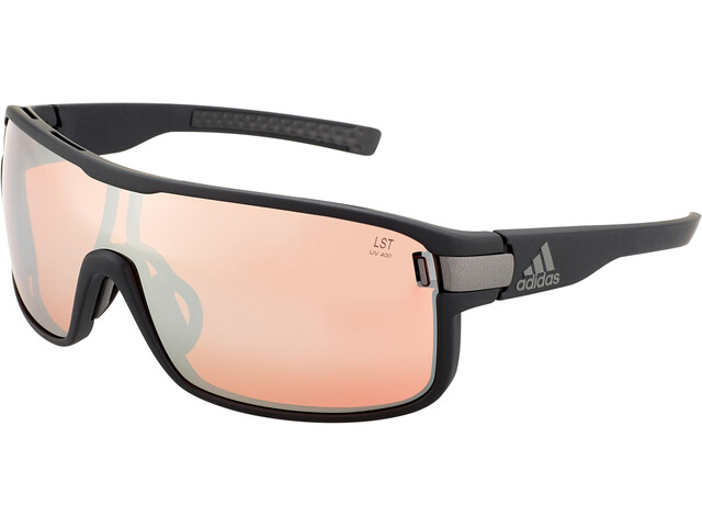 adidas Zonyk Glasses L black matt/lst active silver